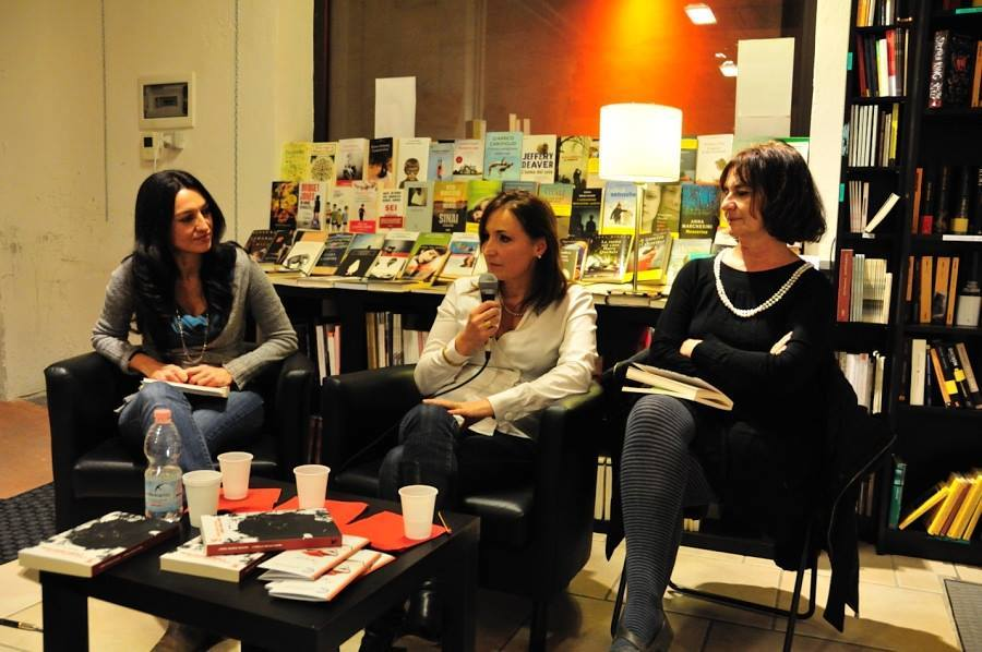 Alessandra con Anna Maria Falchi e Ornella Grassi