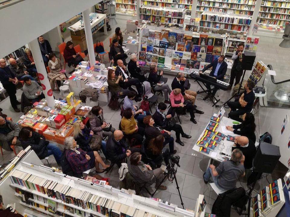Presentazione con Leonardo Gori e Marco Vichi