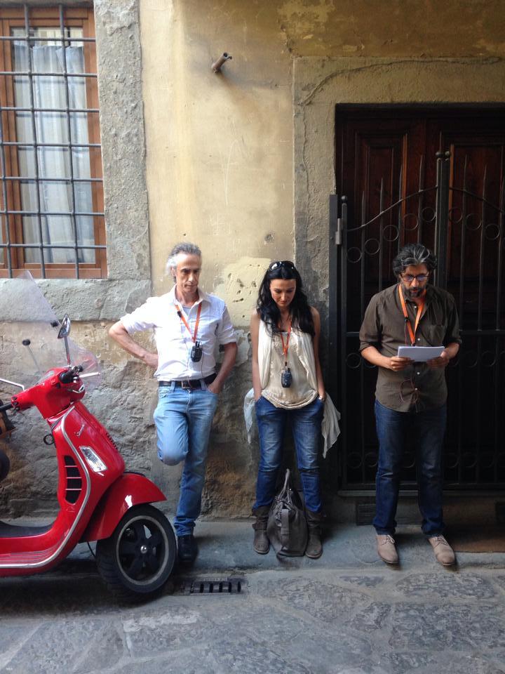 Passeggiata d'autore con Marco Vichi e Lorenzo degl'Innocenti
