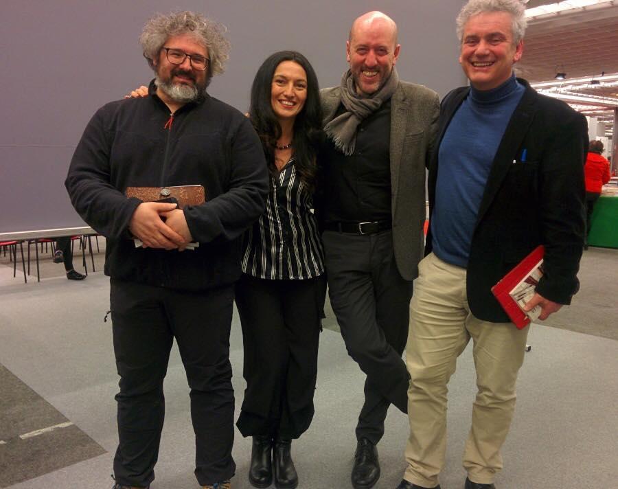 Tiziano Fratus, Alessandra, Alessandro Vanoli, Paolo Ciampi