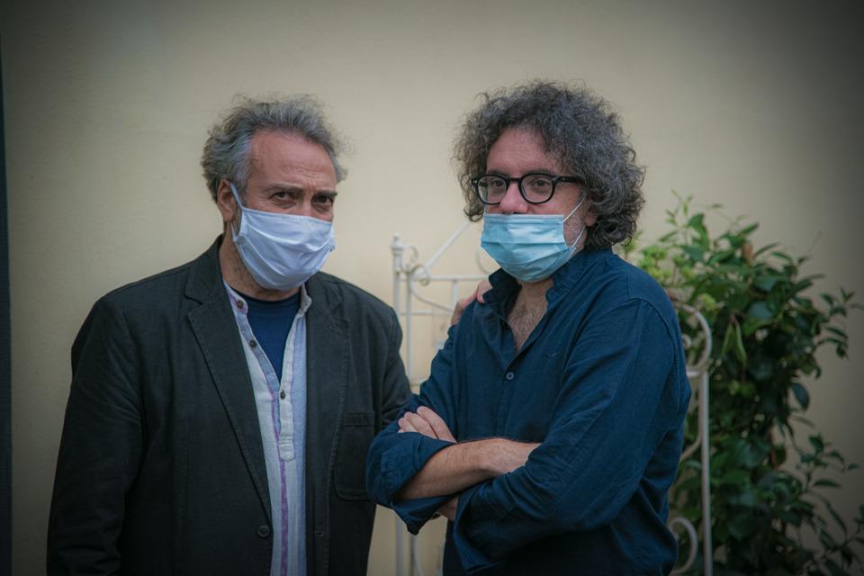 Tony Laudadio e Ferruccio Spinetti