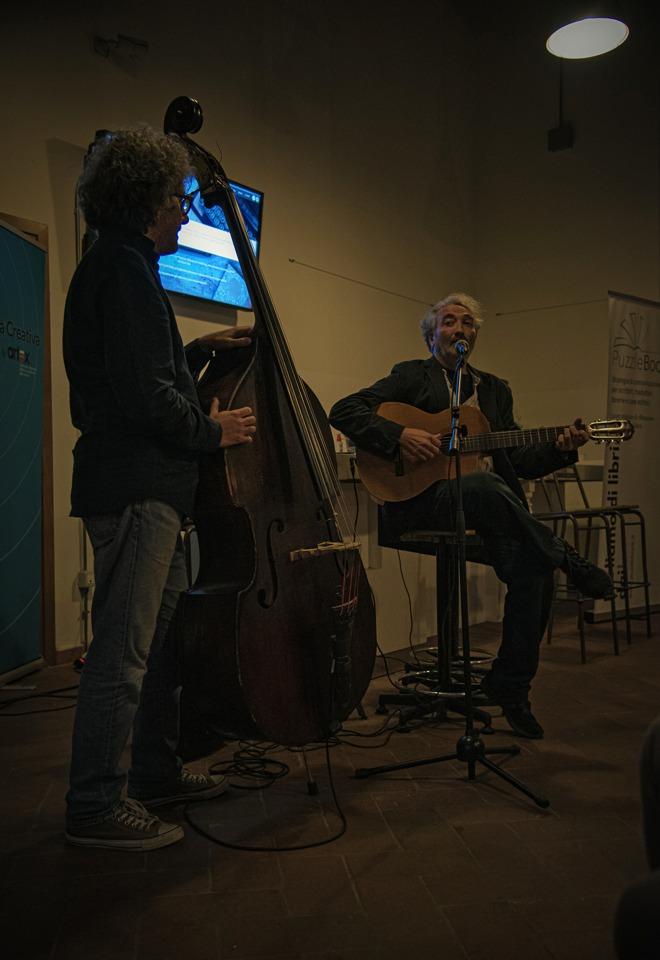 Ferruccio Spinetti e Tony Laudadio